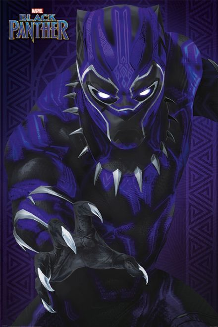 Black Panther 61x91,5cm Movie Poster